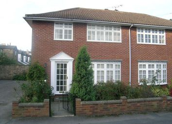 Thumbnail 3 bed end terrace house to rent in 14 Princes Villa Road, Harrogate