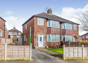 Thumbnail 3 bed semi-detached house for sale in Central Drive, Blurton, Stoke-On-Trent