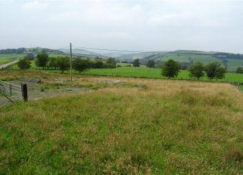 Land for sale in Llidiartywaen, Llanidloes, Powys SY18