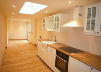 Thumbnail 1 bed flat to rent in Gunnersbury Avenue, Ealing, London