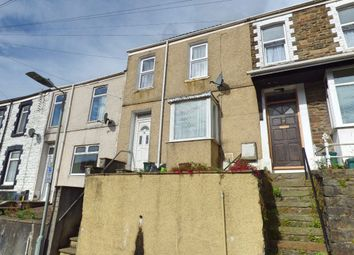 Thumbnail 3 bed terraced house for sale in Watkin Street, Mount Pleasant, Swansea