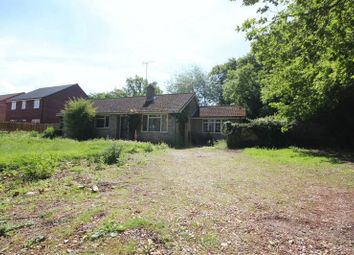 Thumbnail 3 bed detached bungalow for sale in Oaklands, Framingham Earl, Norwich