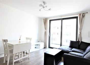 Thumbnail 1 bed flat for sale in Kingfisher Heights, 2 Bramwell Way, London