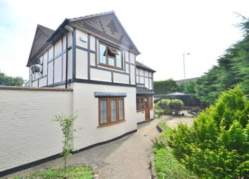 Thumbnail 4 bed detached house to rent in Burghfield Road, Reading