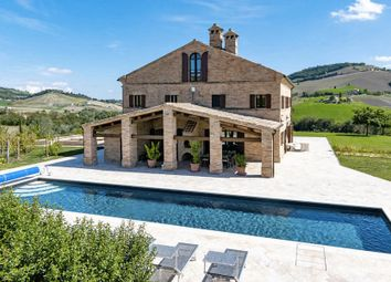 Thumbnail Country house for sale in Loro Piceno, Loro Piceno, Macerata, Marche, Italy