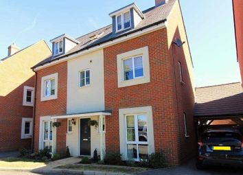 Thumbnail 5 bed semi-detached house for sale in Sir Bernard Paget Avenue, Ashford