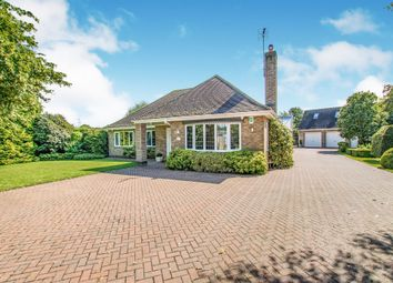 Thumbnail 4 bed detached bungalow for sale in Malting Lane, Donington, Spalding