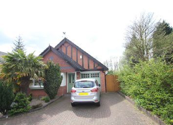 Thumbnail 3 bed detached bungalow for sale in Beltone Close, Stretford, Manchester