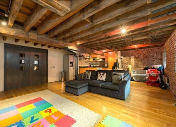 Thumbnail 2 bed flat for sale in Hertsmere Road, London