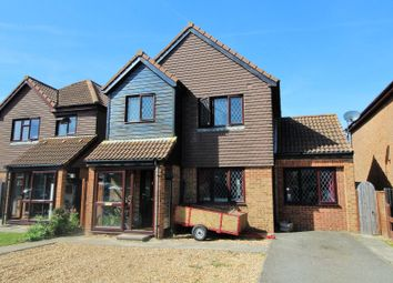 Thumbnail 4 bed detached house for sale in Schofield Way, Langney Point