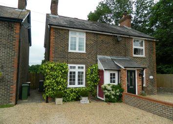 Thumbnail 2 bed property to rent in Cross Lane, Barns Green, Horsham