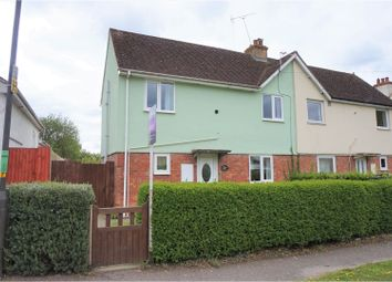 Thumbnail 3 bed semi-detached house for sale in Abbots Road, Tewkesbury