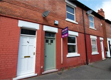 Thumbnail 3 bed terraced house for sale in Woolmer Road, Meadows