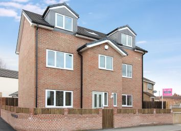 Thumbnail 5 bed detached house for sale in Cherry Tree Court, Sherburn, Leeds