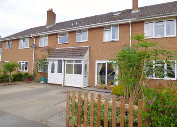 Thumbnail 4 bedroom terraced house for sale in Moor View, Hatherleigh, Okehampton
