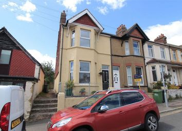 Thumbnail 3 bed end terrace house for sale in Sidley Street, Bexhill On Sea, East Sussex