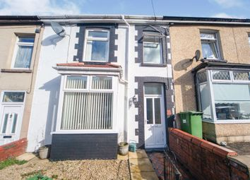 Thumbnail 3 bed terraced house for sale in Coronation Terrace, Pontypridd