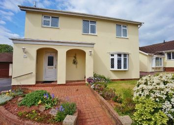 Thumbnail 3 bed detached house for sale in Fox Tor Close, Paignton