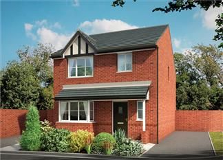 Thumbnail 3 bed detached house for sale in Sandy Lane, Cottam, Preston