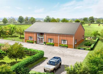 Thumbnail 4 bed equestrian property for sale in Grigg Lane, Headcorn, Ashford
