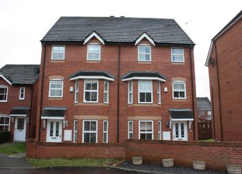 Thumbnail 3 bedroom town house to rent in Lady Acre Close, Lymm
