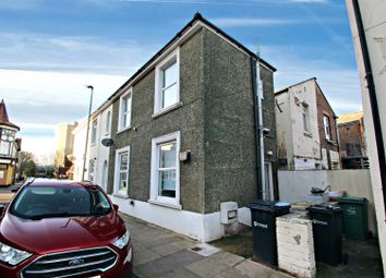 Thumbnail End terrace house to rent in Somers Road, Southsea