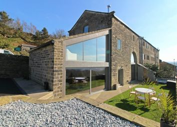 Thumbnail 4 bed barn conversion for sale in Slades, Heath Road, Linthwaite