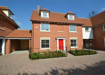 Thumbnail 4 bedroom link-detached house for sale in Williams Walk, Colchester, Essex