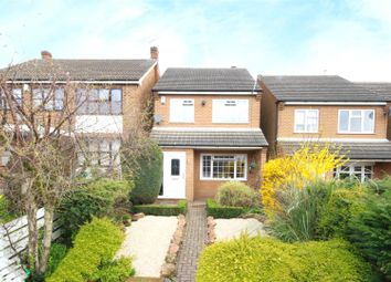 Thumbnail 3 bed detached house for sale in Holly Gardens, Thorneywood, Nottingham