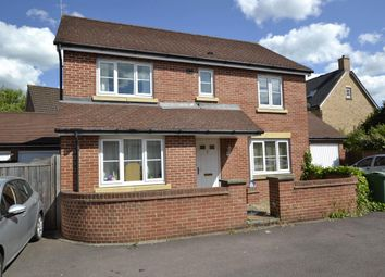 Thumbnail 4 bed detached house to rent in Henlow Drive Kingsway, Quedgeley, Gloucester
