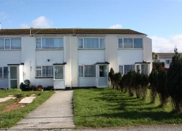Thumbnail 2 bed terraced house to rent in Pendragon Crescent, Newquay