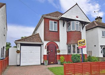 Thumbnail 3 bed detached house for sale in Greenhill Gardens, Herne Bay, Kent