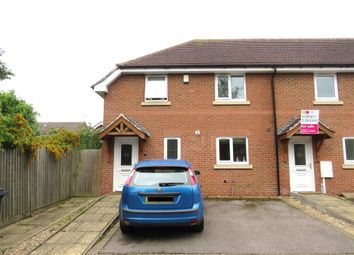 Thumbnail 4 bed town house for sale in Blake Drive, Loughborough