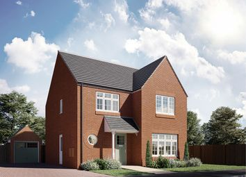 "Thumbnail 3 bedroom detached house for sale in ""Litchborough Lifestyle"" at Bloxham Road, Banbury"