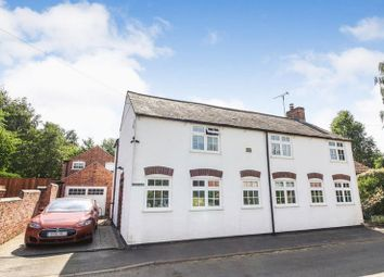 Thumbnail 4 bed cottage to rent in Wymeswold Road, Wysall, Nottingham