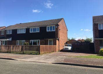 Thumbnail 3 bed semi-detached house for sale in Orford Way, Malvern