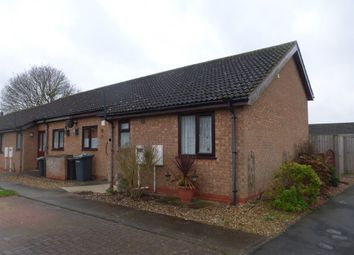 Thumbnail 2 bedroom terraced bungalow for sale in Osborn Way, Heckington, Sleaford