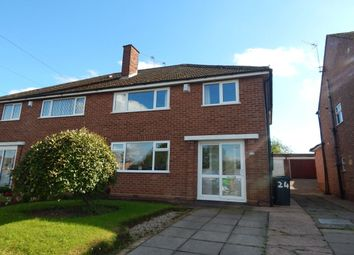 Thumbnail 3 bed semi-detached house for sale in Nuthurst Road, Northfield, Birmingham