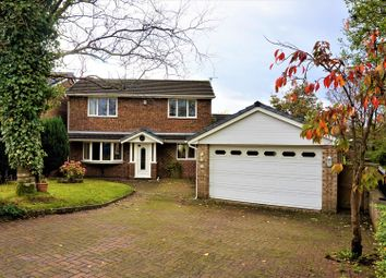 Thumbnail 4 bedroom detached house for sale in Rushey Field, Bromley Cross, Bolton