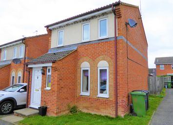 Thumbnail 3 bed detached house to rent in Lime Close, Marham, King's Lynn