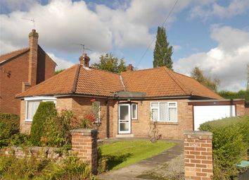 Thumbnail 3 bedroom detached bungalow for sale in Park Estate, Haxby, York