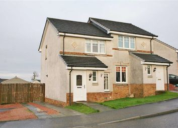 Thumbnail 2 bed semi-detached house for sale in Ardgay Road, Bonnybridge, Stirlingshire