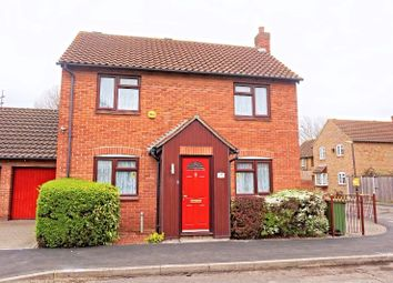 Thumbnail 3 bedroom link-detached house for sale in St. Michaels Close, London
