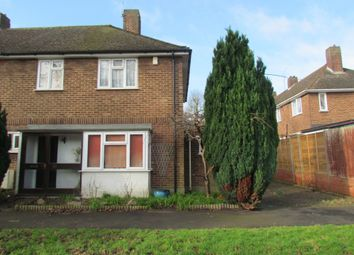 Thumbnail 3 bed terraced house for sale in Greenwood Close, Cheshunt