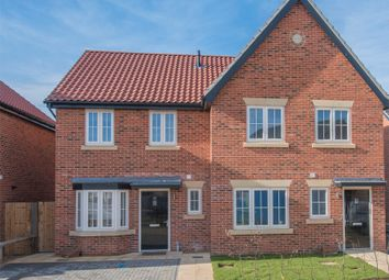 Thumbnail 3 bedroom semi-detached house for sale in The Kelling, Gallus Fields, Church Street, Northrepps, Norfolk