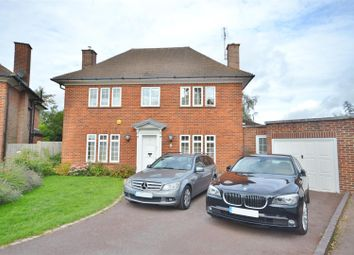 Thumbnail 4 bed detached house for sale in Coles Green, Bushey Heath, Bushey