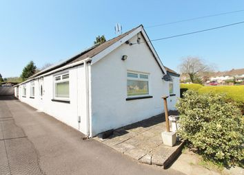 Thumbnail 3 bed detached bungalow for sale in Bishpool Lane, Newport