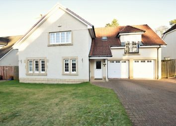 Thumbnail 5 bed detached house for sale in Bellefield Crescent, Lanark