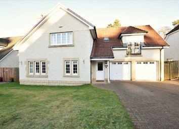 Thumbnail 5 bed detached house for sale in Bellefield Crescent, Lanark