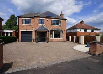 Thumbnail 4 bed detached house for sale in Beamhill Road, Burton-On-Trent